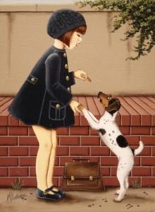 C-line_et_son_chien
